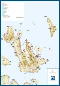 Kyststi Vannøya